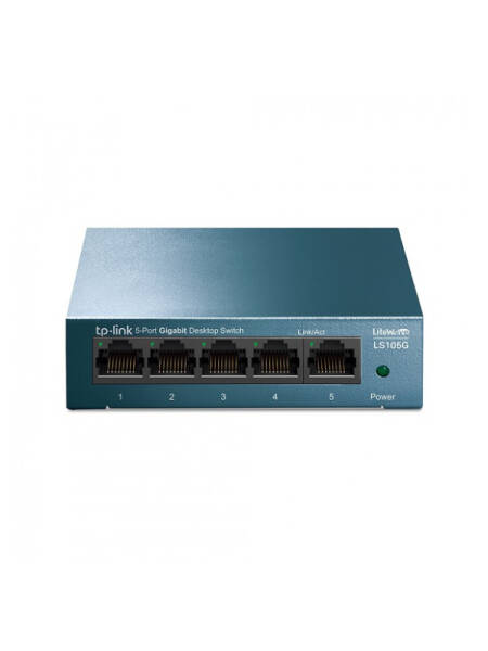 Switch TP-LINK LiteWave 5-Port Gigabit Desktop Switch 5 Gigabit